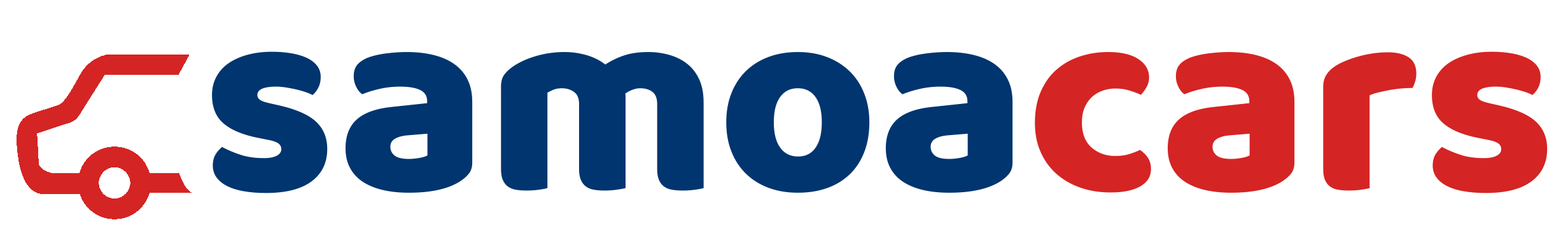 Samoacars logo